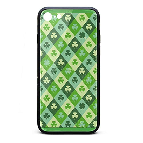 - BoDu iPhone 6 case iPhone 6s Case st Patricks Day Grunge Shamrock TPU Protective Shockproof for iPhone 6/6s