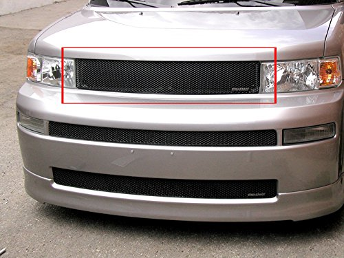 (2005-2007 SCION XB UPPER GRILLE INSERT (Gloss Black Finish))
