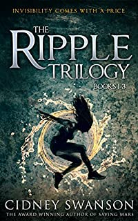 The Ripple Trilogy by Cidney Swanson ebook deal