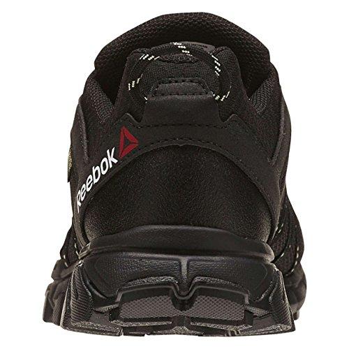 Reebok Bd4156, Zapatillas de Deporte Exterior para Mujer Negro (Negro (Black /     Aloe Green)