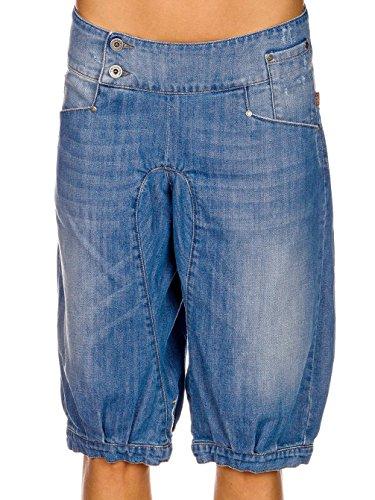 Nikita Mujer 3/4de jeans, mujer, Denim, XS Denim