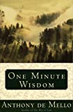 img - for One Minute Wisdom book / textbook / text book