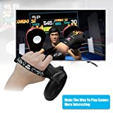 AMVR Touch Controller Grip Cover, Leather Fashion