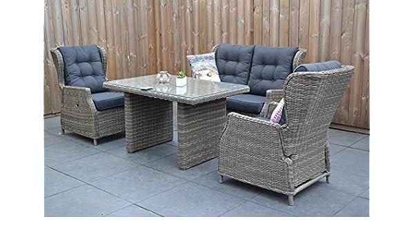 Muebles de Jardín para Dich Valencia ajustable Lounge 2 ...