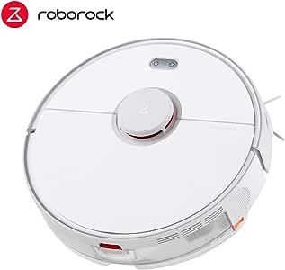 roborock S5 MAX - Robot Aspirador (policarbonato), Blanco: Amazon ...