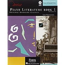 Piano Literature - Book 1: Developing Artist Original Keyboard Classics