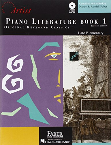 Piano Literature - Book 1: Developing Artist Original Keyboard Classics