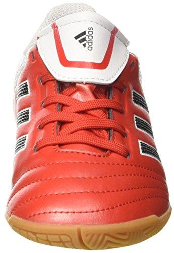 adidas Copa 17.4 In, Botas de Fútbol para Niños Rojo (Red)