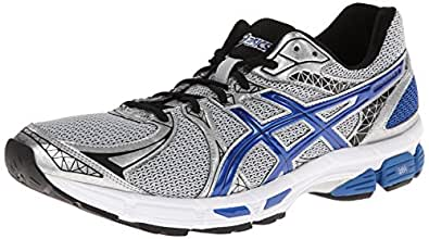 ASICS Men's Gel-Exalt 2 Running Shoe,Lightning/Royal/Black,6 M US