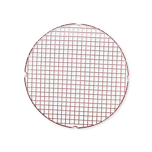 Nordic Ware 43845 Copper Cooling Grid Round, - Rack Pot Copper Round