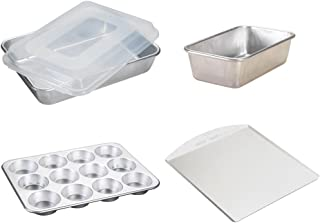 product image for Nordic Ware 5-Piece Baking Set, Metal
