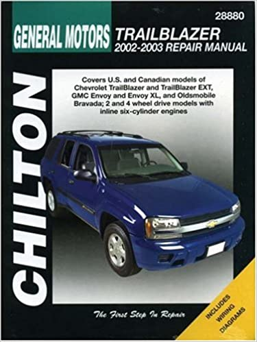 General motors trailblazer 2002 2003 chiltons total car care general motors trailblazer 2002 2003 chiltons total car care repair manual the chilton editors amazon books fandeluxe Images