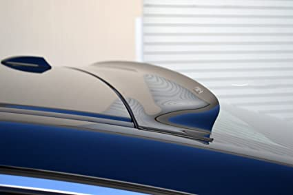 Racingbees 2013 2018 Honda Accord 2 Door Coupe Rear Roof Window Visor 2014  2015 2016