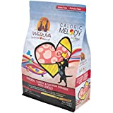 Weruva Caloric Melody, Chicken, Turkey & Salmon Dinner With Lentils Dry Dog Food, 4Lb Resealable Bag