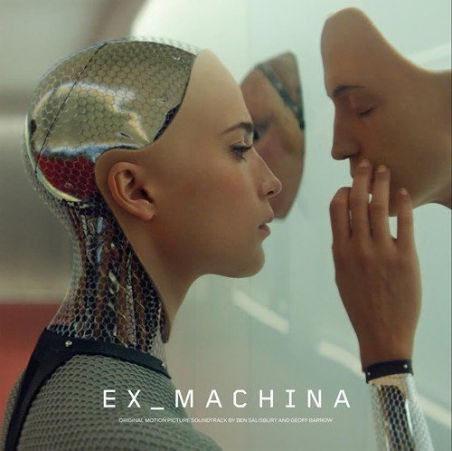 Ex Machina / O.S.T. [2xLP]