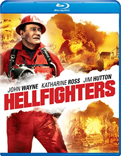 Hellfighters [Blu-ray]