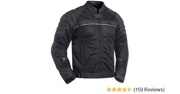 Amazon.com: BILT Blaze Mesh Motorcycle Jacket - XL, Black ...