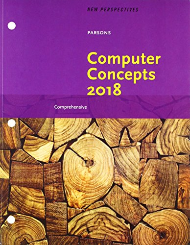 Bundle: New Perspectives on Computer Concepts 2018: Comprehensive, Loose-leaf Version, 20th + Shelly Cashman Series Microsoft Office 365 & Office ... Trainings, and Projects Printed Access