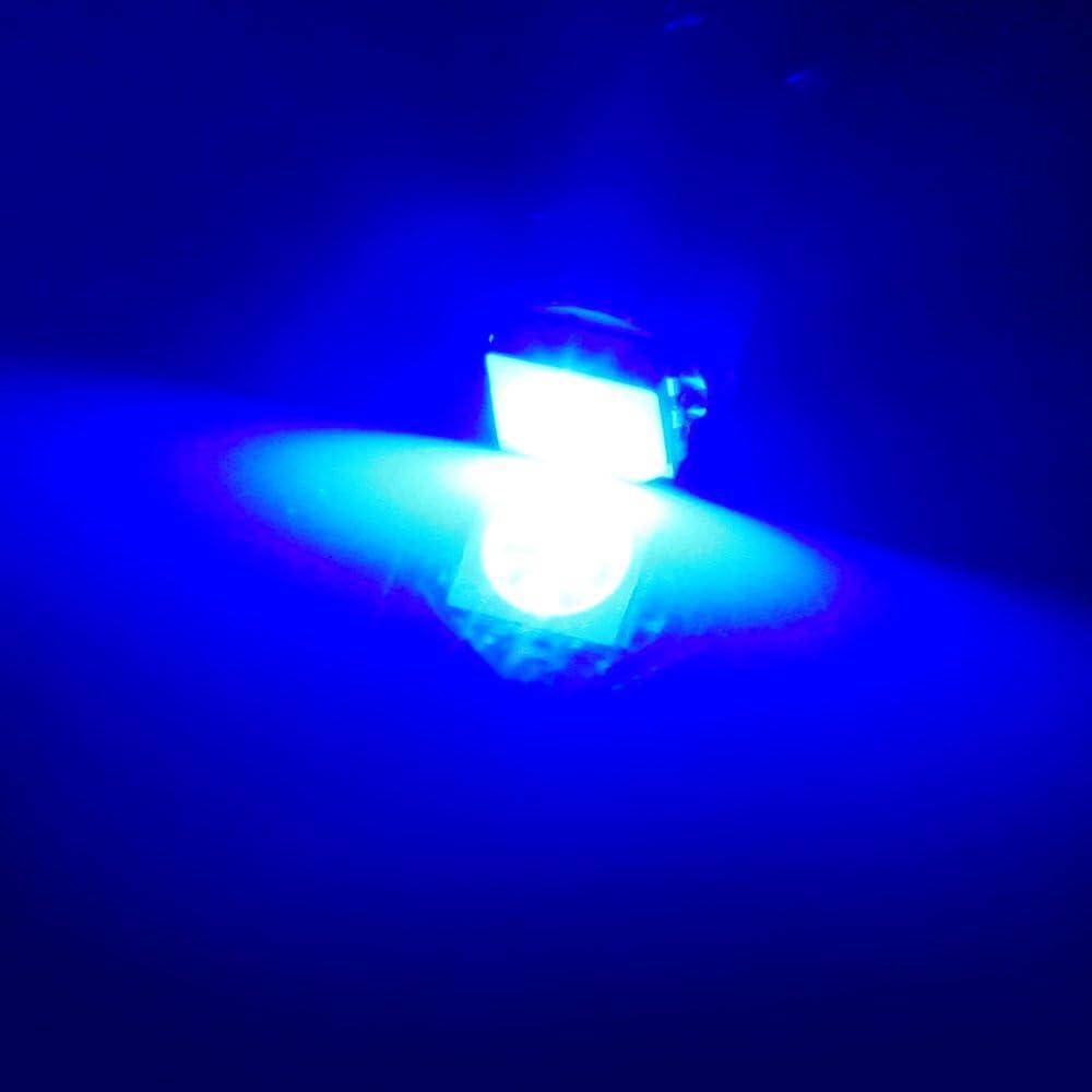 OCPTY 80 Pack Multi-Color T5 74 Halogen Light Bulb Super Bright Instrument Panel Gauge Cluster Dashboard Light Bulbs