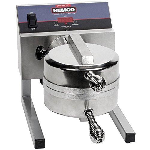 Nemco (7020A) 20 Waffle/Hr Belgian Waffle Baker