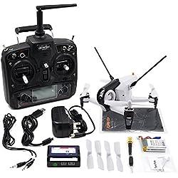 Walkera Rodeo 150 Devo7 Remote Control Racing Drone RTF 5.8G FPV Mini Drone with Camera 600TVL