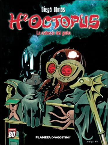 H2octopus: La Cabeza Del Gato/ the Cats Head (Spanish Edition) (Spanish) Paperback – February 8, 2008
