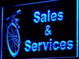 Bicycle Motor Bike Services LED Sign Neon Light Sign Display i727-b(c)