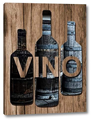 Wine Cellar 1 by Sheldon Lewis - 17