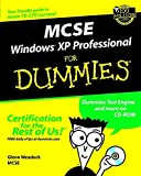 img - for MCSE Windows XP Professional For Dummies (For Dummies (Computers)) book / textbook / text book