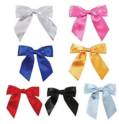 "Wholesale Princess 5"" Satin Hair Bows"
