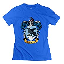 Jiaso Women's Harry Potter Ravenclaw T-shirts