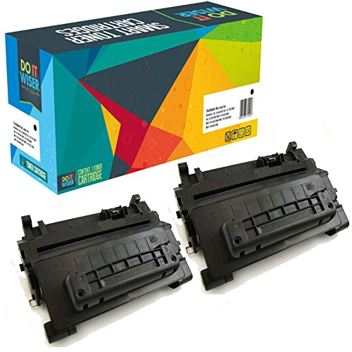 (Do it Wiser Compatible Toner Cartridge Replacement for HP CC364X ( Black , 2-Pack ))