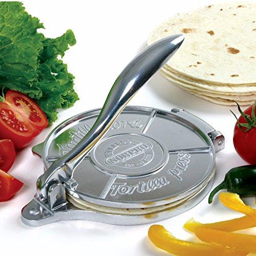 Homemade Tortilla Press Maker 6