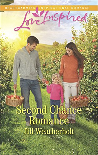 Second Chance Romance Love Inspired ebook product image