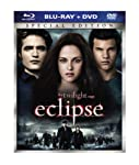 Cover Image for 'Twilight Saga: Eclipse (Single-Disc Blu-ray/DVD Combo), The'