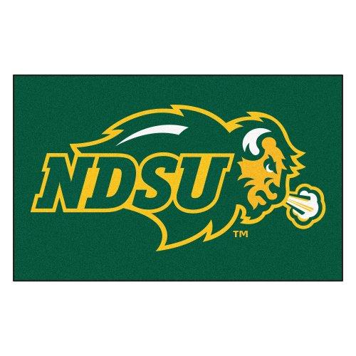 FANMATS NCAA North Dakota State University Bison Nylon Face Ultimat (Dakota Ulti Mat)