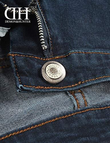Giovane Slim Uomo Blu Con Denim Vestibilità Nn In Blau Da Pantaloni Serie Boys 808 0x7wfqn