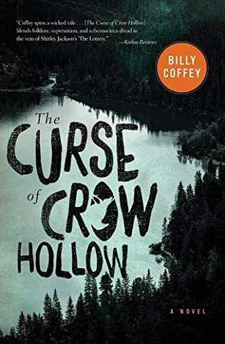 book cover of The Curse of Crow Hollow