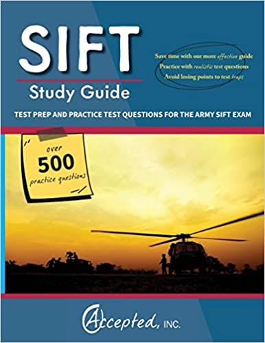 Amazon com: SIFT Study Guide: Test Prep and Practice Questions for