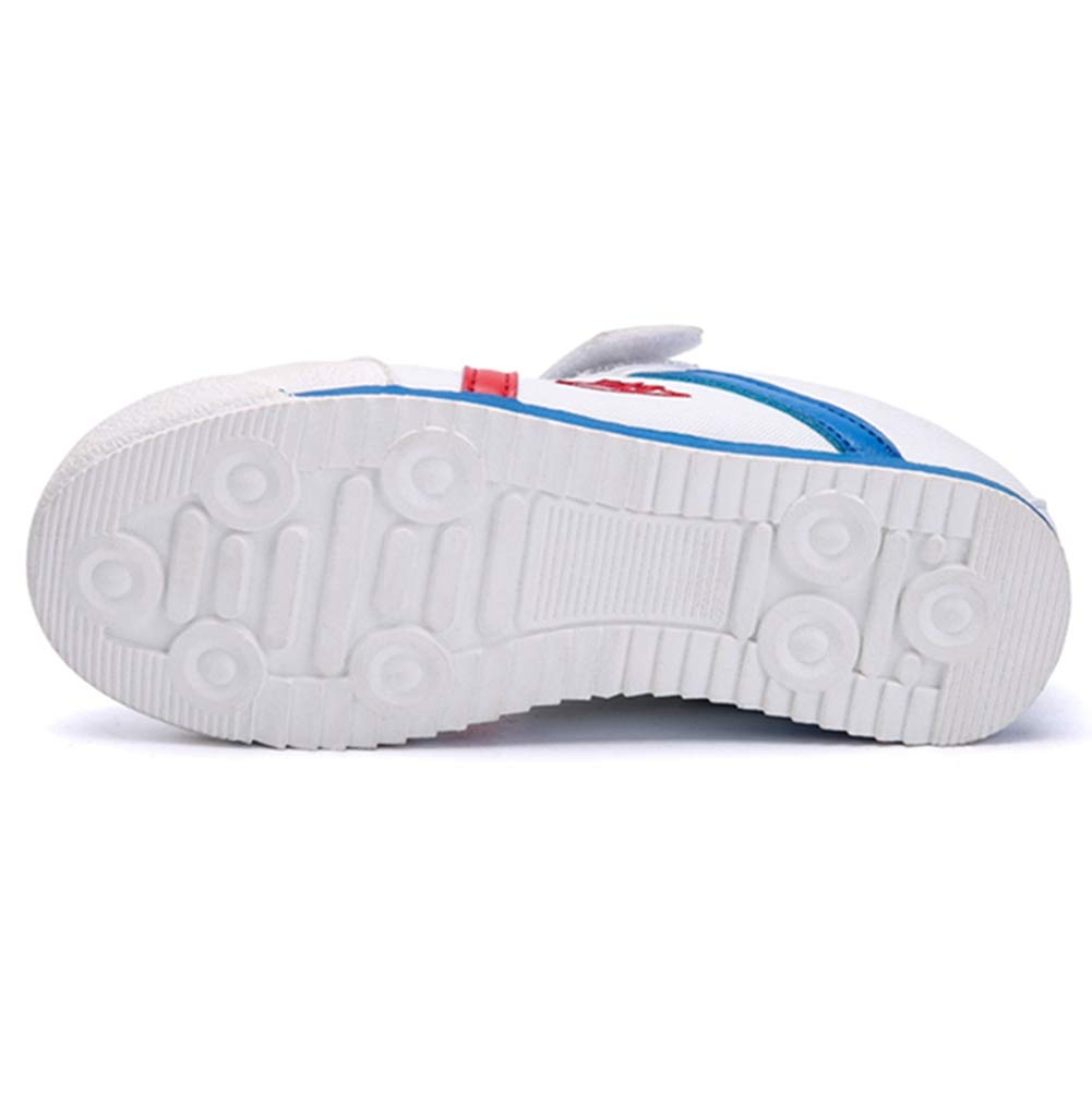 LGXH Breathable Kids Trail Running Non-Slip Boys Girls Casual Sports Walking Athletic Sneakers Trainers