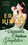 The Viscount's Christmas Temptation (Dukes of War) (Volume 1) by  Erica Ridley in stock, buy online here