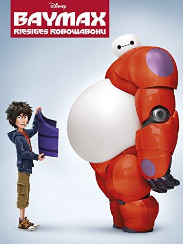 Baymax - Riesiges Robowabohu Film