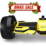 Gyroor G-F1 Fastest Racing Hoverboard with Music Speaker and LED Lights Two-Wheel Electric