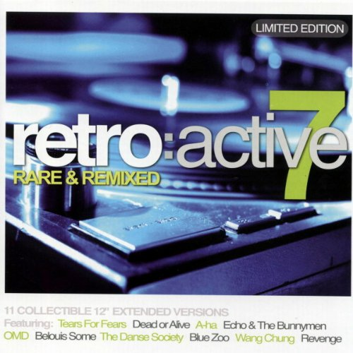 Retro Active Rare & Remixed 7