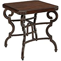 Signature Design by Ashley T709-2 Hadelyn Square End Table, Brown