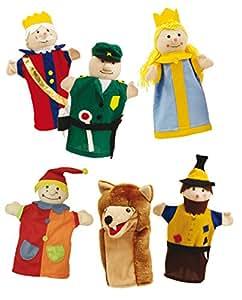 roba baumann gmbh 9712 marionnette main puppets hand puppets amazon canada. Black Bedroom Furniture Sets. Home Design Ideas