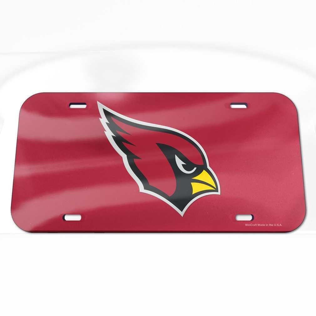 予約販売 WinCraft B014J6PHXA Nfl Arizona Arizona Cardinalsクリスタルミラーロゴライセンスプレート WinCraft、チームカラー、1サイズ B014J6PHXA, Stimulite Honeycomb:81e06076 --- arianechie.dominiotemporario.com