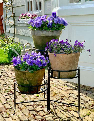 Nesting Plant Stand - Nesting Triple Pot Stand