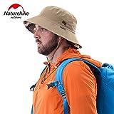 Folding Fishing Cap Outdoor Quick-dry Hat Unisex Bucket Hat Summer Anti UV Cap