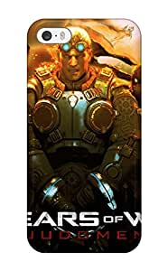 High Quality 2013 Gears Of War Judgment Game Case For Iphone 5/5s / Perfect Case